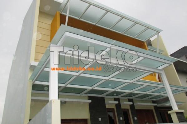 Canopy Kaca Puri Meruya