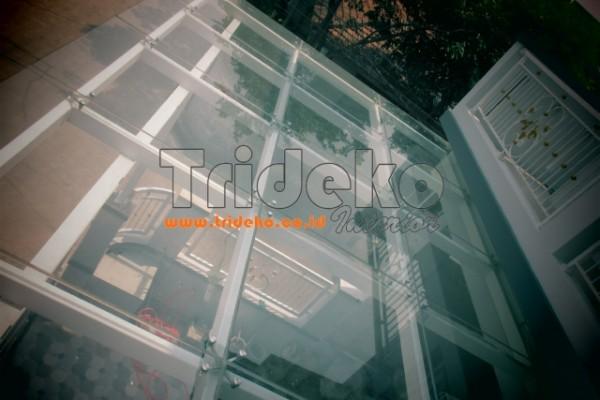 Canopy Kaca Spider