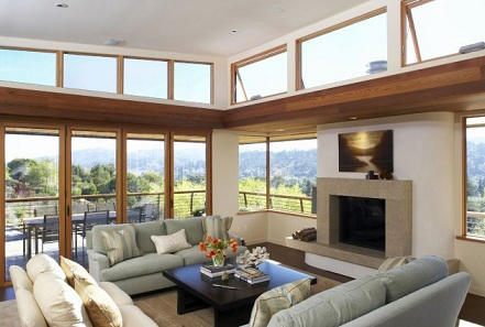 clerestory windows daylighting